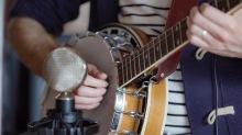 Eli Doyon Tempete Session d'enregistrement