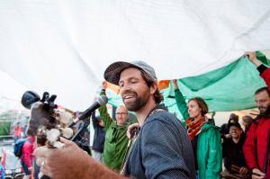 eli doyon et la tempete village au pied du courant festival off quebec montreal